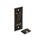 Deltana Black Sliding Door Lock Product Number: PDB42U19-FB