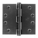 Acorn Forged Iron Black Door Hinge Product Number: TJ5BP
