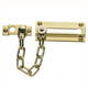 Baldwin Hardware Brass, Polished Door Guard Product Number: 0260.030
