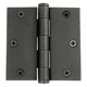 Acorn Forged Iron Black Door Hinge Product Number: TJ4BP