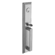 Baldwin Hardware Nickel, Satin Entrance Trim Only Product Number: 6542.150.ENTR