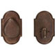 Ashley Norton Bronze, Oil Rubbed Deadbolt Lock Product Number: BZ4165