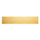 Baldwin Hardware Bronze, Oil Rubbed Lacquered Kick Plate Product Number: 2000.112.0634
