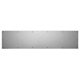 Baldwin Hardware Nickel, Satin Kick Plate Product Number: 2000.150.0834