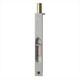Baldwin Hardware Nickel, Antique Flush Bolt Product Number: 0600.151.12