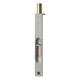 Baldwin Hardware Nickel, Satin Flush Bolt Product Number: 0626.150