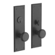 Baldwin Hardware Bronze, Oil Rubbed Entrance Trim Only Product Number: 6552.102.ENTR