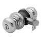 Baldwin Hardware Nickel, Antique Entrance Lock Product Number: 5205.452.ENTR