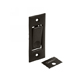 Deltana Brass, Antique Sliding Door Lock Product Number: PDB42U5-AB