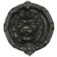 Ashley Norton Bronze, Oil Rubbed Door Knocker Product Number: BZ1225 LION