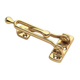 Baldwin Hardware Brass, Polished Door Guard Product Number: 0250.030
