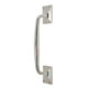 Ashley Norton Bronze, Satin Door Pull Product Number: LT1150