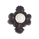 Atlas Homewares Bronze, Oil Rubbed Doorbell Button Product Number: DB638-O
