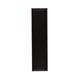 RK International Black Push Plate Product Number: PP1811-BL