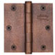 Ashley Norton Nickel, Satin Door Hinge Product Number: WLHIN3535