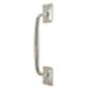 Ashley Norton Nickel, Satin Door Pull Product Number: WL1150