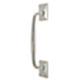 Ashley Norton Nickel, Satin Door Pull Product Number: WL1150