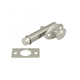 Deltana Nickel, Satin Privacy Bolt Product Number: MB175U15