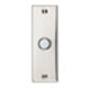Ashley Norton Bronze, Oil Rubbed Doorbell Button Product Number: BZMDNE1189