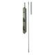 Deltana Chrome, Satin Flush Bolt Product Number: 18EFB26D