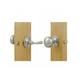 Deltana Bronze, Oil Rubbed Sliding Door Lock Product Number: SDL980U10B