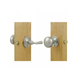 Deltana Black Sliding Door Lock Product Number: SDL980U19