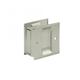 Deltana Nickel, Polished Sliding Door Lock Product Number: SDP25U14