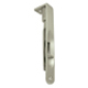 Deltana Chrome, Polished Flush Bolt Product Number: 6FBR26