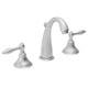 California Faucet Nickel, Satin Lavatory Faucet Product Number: 6402-SN