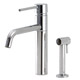 Aquabrass Chrome, Polished Kitchen Faucet Product Number: 1102SPC