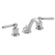 California Faucet Brass, Polished PVD Lavatory Faucet Product Number: 3502-PVD