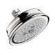 Hansgrohe Nickel, Satin Shower Head Product Number: 04070820