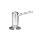 Mountain Chrome, Polished Soap Dispenser Product Number: MT100/CPB