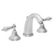 California Faucet Brass, Polished PVD Lavatory Faucet Product Number: 5502-PVD
