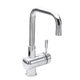 Newport Brass Stainless Steel, Satin Bar Faucet Product Number: 2007/20