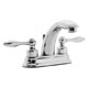 California Faucet Brass, Antique Lavatory Faucet Product Number: 6401-AB