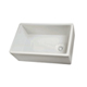 Barclay White Kitchen Sink Product Number: FS30