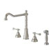Aquabrass Chrome, Polished Kitchen Faucet Product Number: 7340SPC
