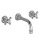 Dornbracht Brass, Polished PVD Lavatory Faucet Product Number: 36 712 360-090010