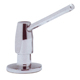 Blanco Nickel, Satin Soap Dispenser Product Number: 440005