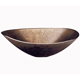 Wawirka Bronze, Oil Rubbed Lavatory Sink Product Number: AL 2-CCFSS