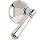 California Faucet Nickel, Polished PVD Volume Control Trim Product Number: TO-46-W-PN