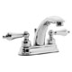 California Faucet Brass, Polished PVD Lavatory Faucet Product Number: 5501-PVD