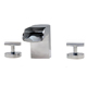 Aquabrass Chrome, Polished Lavatory Faucet Product Number: 32016PC