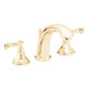 California Faucet Brass, Polished PVD Lavatory Faucet Product Number: 5902-PVD