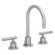 California Faucet Brass, Polished PVD Lavatory Faucet Product Number: 6602-PVD