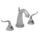 California Faucet Brass, Polished PVD Lavatory Faucet Product Number: 5002-PVD