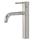 Aquabrass Chrome, Polished Kitchen Faucet Product Number: 1102NPC