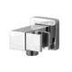 Aquabrass Chrome, Polished Supply Elbow Product Number: 01421PC