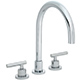 California Faucet Chrome, Polished Tub Filler Product Number: TO-6608-PC